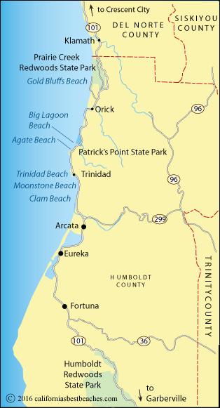 Best Beaches Humboldt Ca